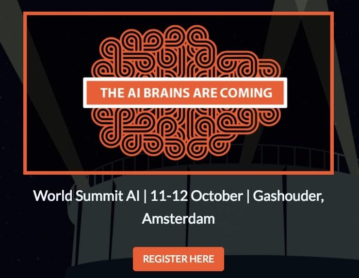 Yapay Zeka Dünya Zirvesi Ekim'de Amsterdam'da