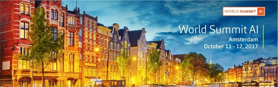 Amsterdam yapay zeka zirvesi düzenledi