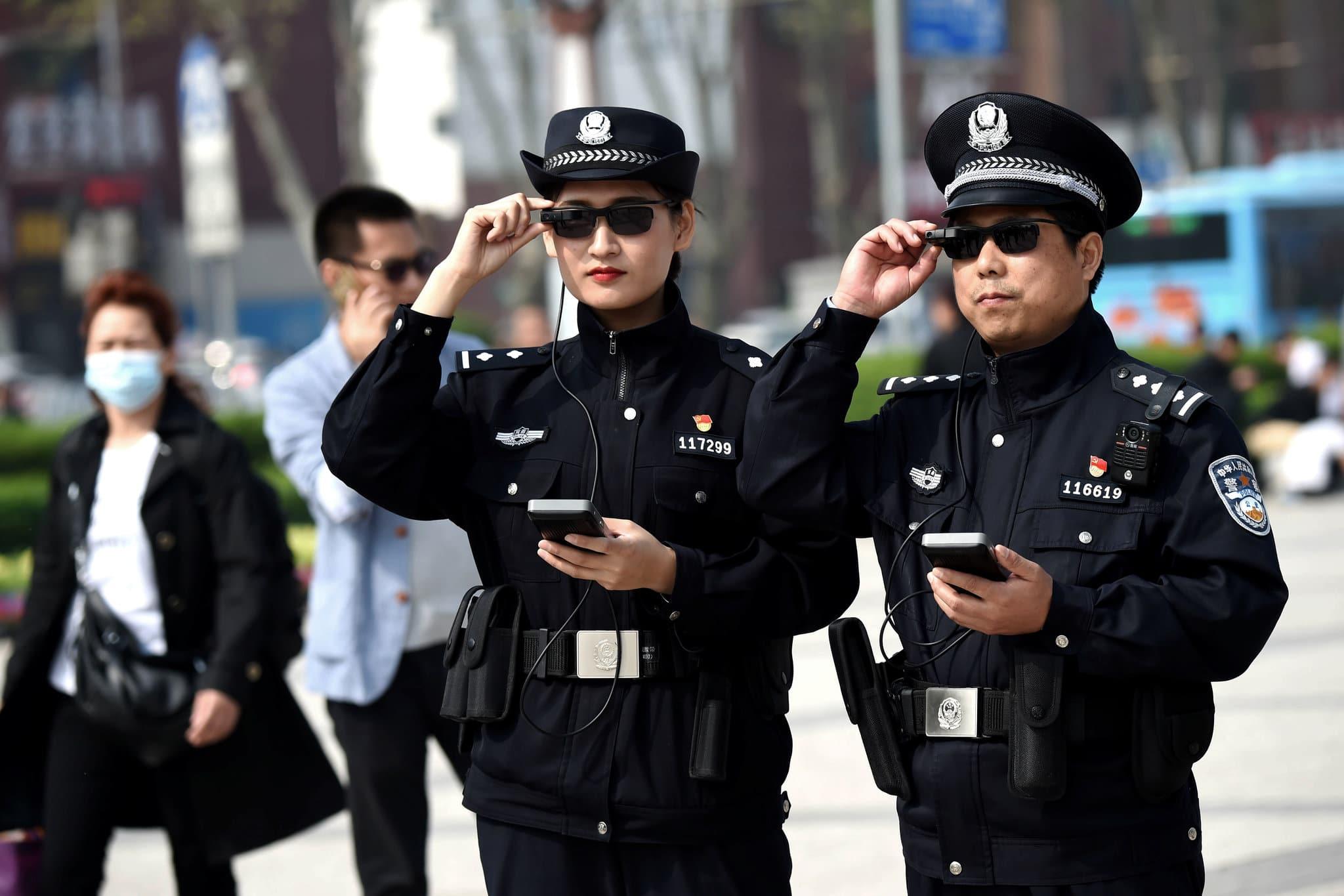 Çin'in Distopya Hayali: Yapay Zekâ ve Birçok Kamera