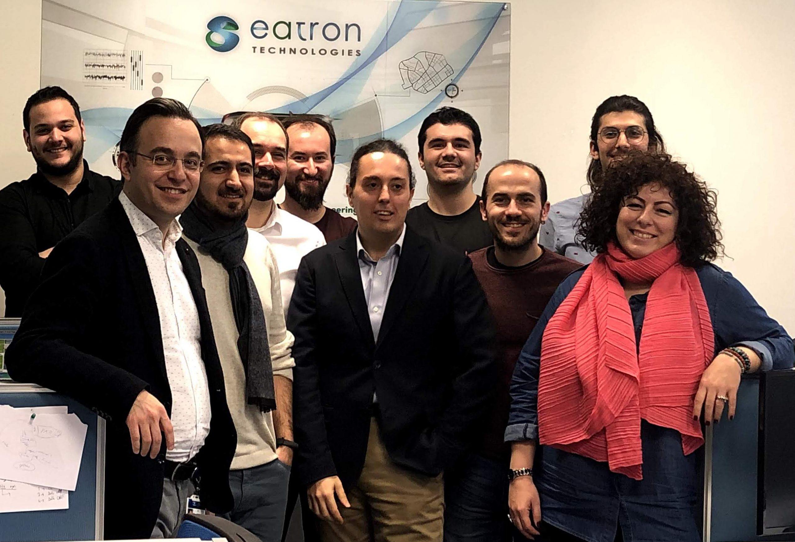 Yapay Zeka Girişimlerinden Eatron 1 Milyon Euro Yatırım Aldı