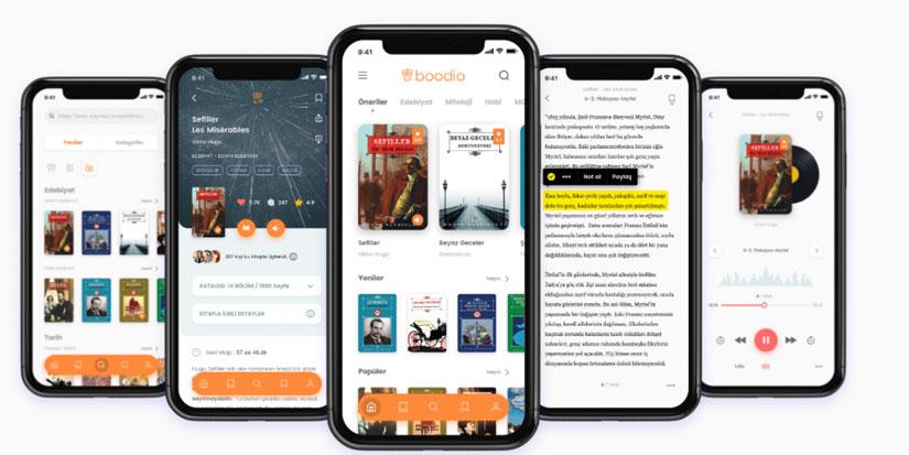 Yapay Zekalı e-kitap Uygulaması Kullanıcıya Özel Liste Hazırlıyor