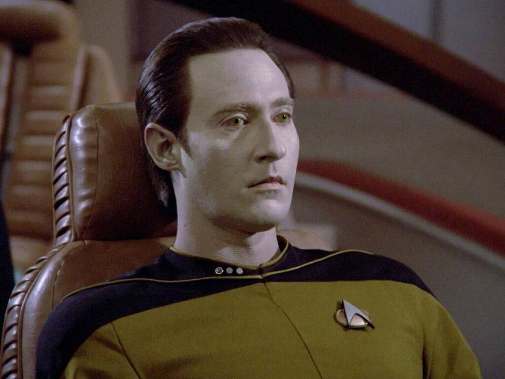 Yüzbaşı DATA – 1987