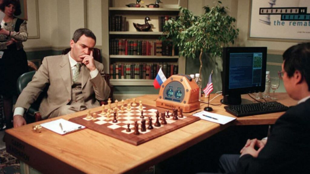 Deep Blue ve Kasparov – 1997